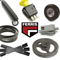 Ferris Mower 1725465SM AXLE & BUSHINGS