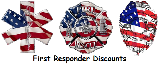 Learn more about the First Responder Discounts available at Louisville Tractor.