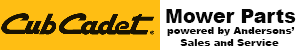 Welcome to Cub Cadet and MTD Parts